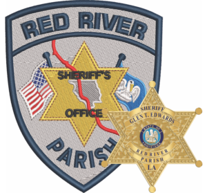 red river combo plaque